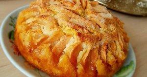 Obuolių pyragas (Nuotr. Jurgittos receptai)