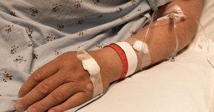 Ligoninėje (nuotr. Shutterstock.com)