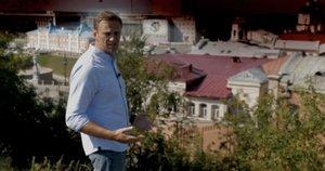 Viešinami lemtingi Navalno tyrimai Sibire: tai jų jis nespėjo baigti (nuotr. stop kadras)