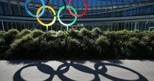 Olimpinės žaidynės (nuotr. SCANPIX)