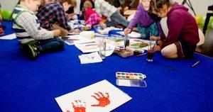 Donava vaikui vokelyje – populiari praktika: įvardijama populiariausia suma  (nuotr. Fotodiena.lt/Dmitrijaus Radlinsko)