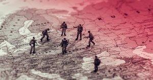 Amerikiečiai įvertino Rusijos galimybes užpulti Baltijos šalis (nuotr. 123rf.com)