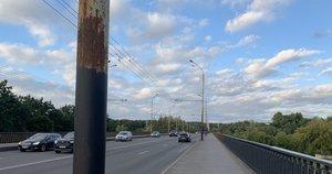 Valakampių tiltas (nuotr. asm. archyvo)