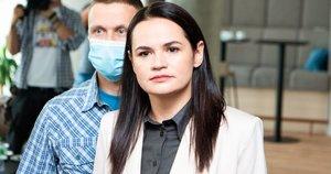 S. Cichanouskaja (nuotr. Fotodiena.lt)