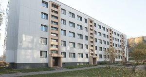 Renovuotas daugiabutis Vilniuje