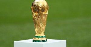 Pasaulio čempionų taurė. (nuotr. SCANPIX)