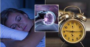 Sutrikęs miegas  (nuotr. Shutterstock.com)