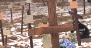 Kapinės (nuotr. TV3)