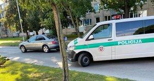 Marijampolėje automobilis partrenkė 6-metį: vaikas atsidūrė ligoninėje (nuotr. facebook.com)
