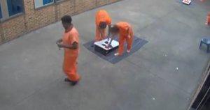 Kalėjimas (nuotr. stop kadras)