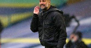 J. Guardiola (nuotr. SCANPIX)