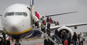 Lėktuvas Vygintas Skaraitis/Fotobankas