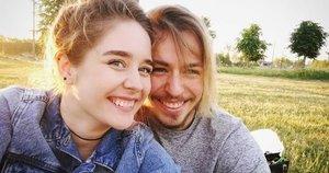 Monika Marija leidžia laiką su vaikinu (nuotr. Instagram)