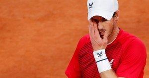 Andy Murray'us. (nuotr. SCANPIX)