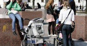 mama su vaiku (Fotodiena.lt/ R. Jonaitienė