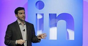 """LinkedIn"" įkūrėjas (nuotr. Scanpix)"