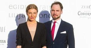 Jonas Sakalauskas ir Agnė Sabulytė (Irmantas Gelūnas/Fotobankas)