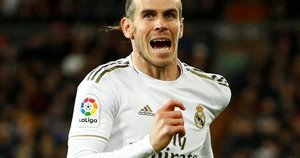 G. Bale'as (nuotr. SCANPIX)