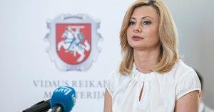 Rita Tamašunienė (Paulius Peleckis/Fotobankas)