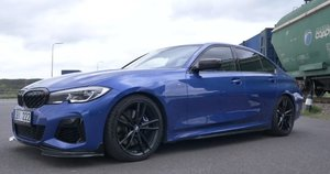 Naujausio trečiosios serijos BMW galią padidino iki 500 AG: pasakė, kokie didžiausi privalumai