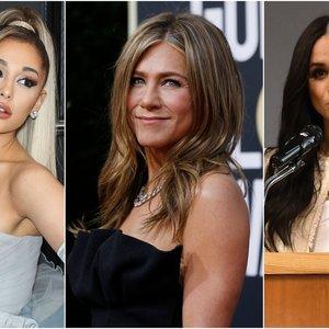 Paaiškėjo, kurios garsenybės šukuosena moterys žavisi labiausiai: Markle –tik 4-oje vietoje