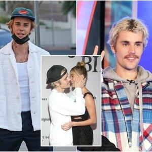 Bieberis prabilo apie santykius: praeityje patyrė daug skausmo