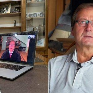 """Uspaskichas prakalbo apie savo sveikatos būklę: """"Jau nemažai suvalgė tą virusą Lietuvoje ir aš, matyt, suvalgęs"""""""