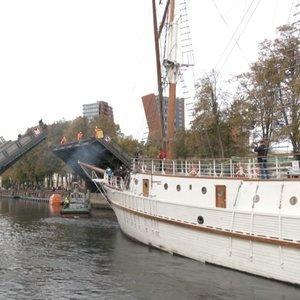 """Klaipėdos """"Meridianas"""" iškeliauja į doką: jam reikės įveikti techninę apžiūrą"""