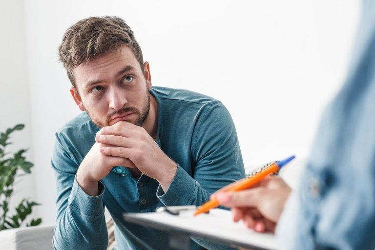 Vizitas pas psichologą (nuotr. Shutterstock.com)