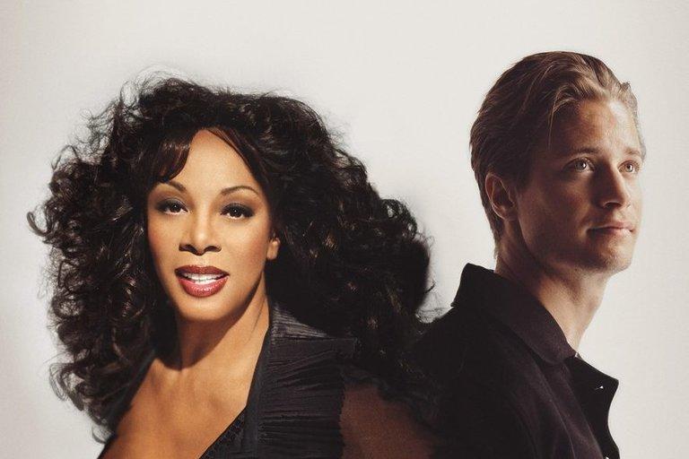 Kygo ir Donna Summer (nuotr. Organizatorių)