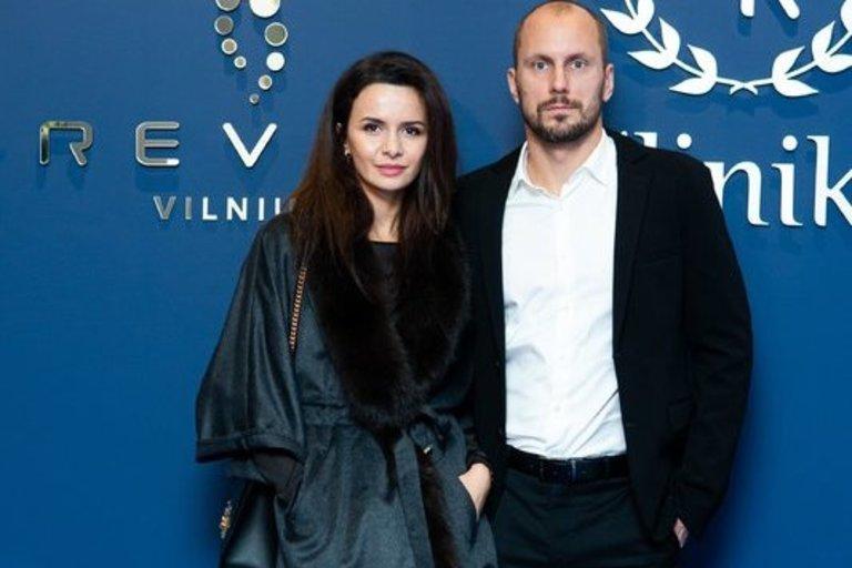 Justinas Kinderis ir Rena Saribekian (Fotobankas)