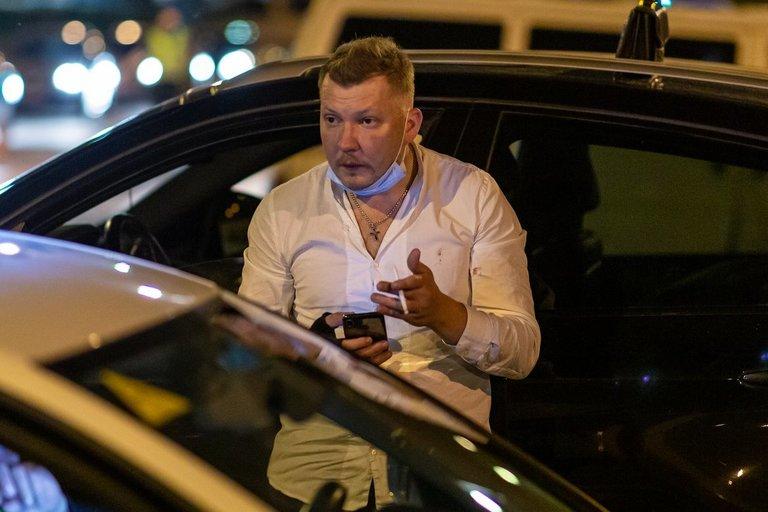 Naktį Vilniuje įkliuvo šeši girti vairuotojai ir keli be vairuotojo pažymėjimo (nuotr. Broniaus Jablonsko)