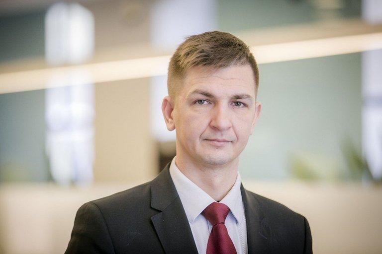 Nerijaus Numavičiaus šeimos biuro TALKA LT Komunikacijos vadovas Vaidotas Cucėnas (nuotr. asm. archyvo)