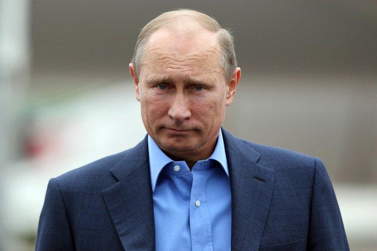 Vladimiras Putinas (nuotr. Vida Press)