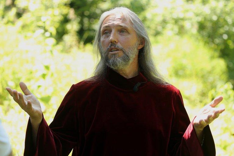 """Sibiro Jėzus"" (nuotr. Scanpix)"