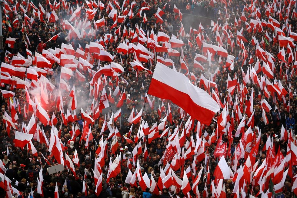 Lenkija (nuotr. SCANPIX)