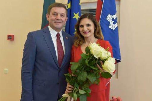 Beata Petkevič (Lenkų rinkimų akcijos nuotr.)