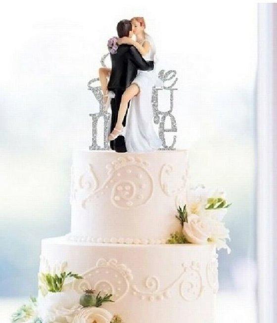 Vestuvinis tortas (Nuotr. Reddit)