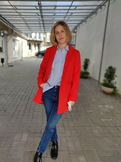 Akušerė Emilija papasakojo darbo užkulisius: kartą po gimdymo buvo net prakeikta