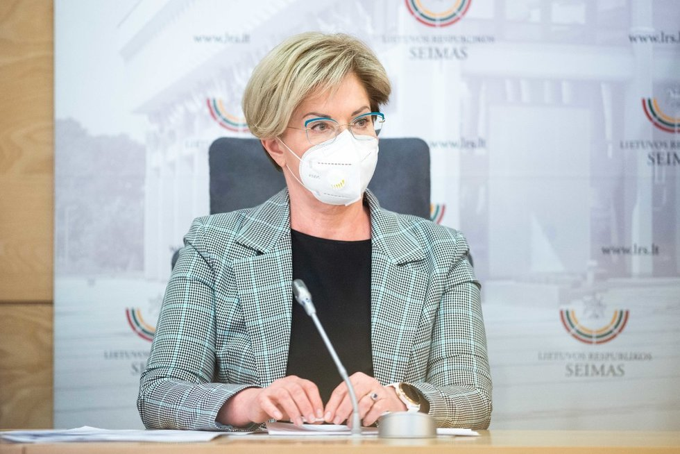 Rolanda Lingienė (nuotr. Fotodiena.lt)