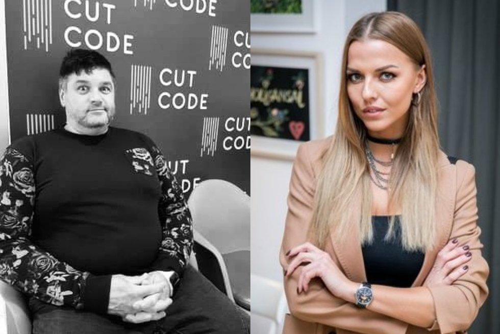 Vitalijus Cololo ir Vaida Skaisgirė