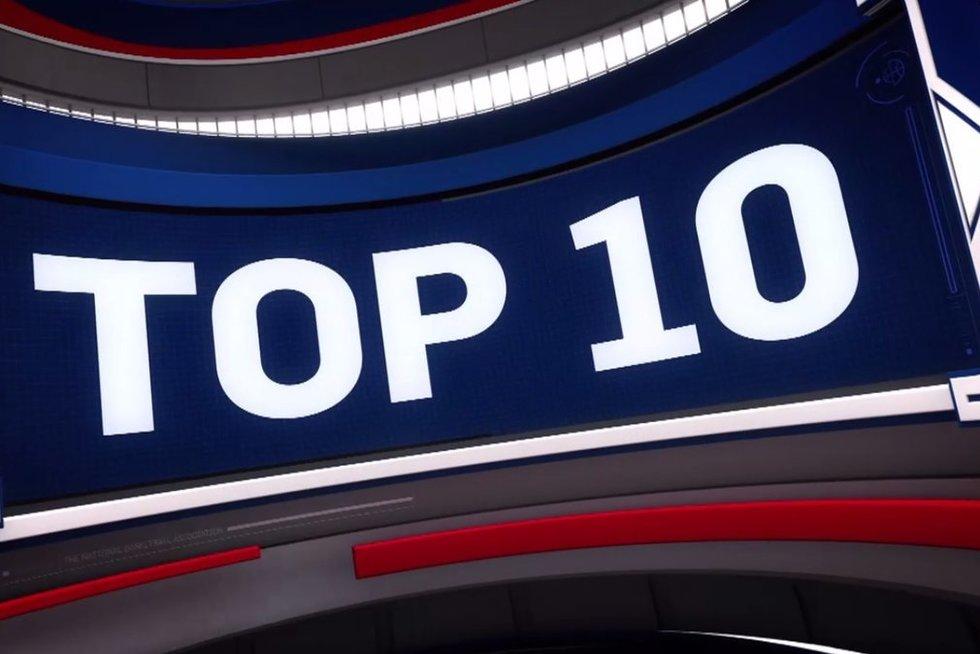 NBA TOP 10