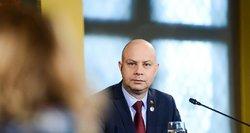 Veryga: karantiną planuojama tęsti mažiausiai trims savaitėms