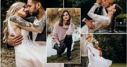Niekada nesirinkite tokių vestuvinių suknelių: fotografė sako, kad jos tik sugadins nuotraukas