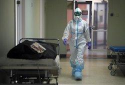 Pasiekta riba: Kėdainių ligoninėje mirusiuosius tenka laikyti tiesiog ant grindų