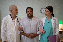 """Tadas Vidmantas pristato naują serialą """"Medikai paramedikai"""": """"juokas pro ašaras"""" tinka kaip pirštu į akį"""