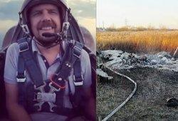 Žuvo populiarus Rusijos laidų vedėjas: paviešintas vaizdo įrašas iš įvykio vietos