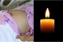 COVID-19 užsikrėtusios nėščiosios mirtis sukrėtė šeimą: ligoninės jos nepriėmė