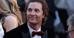 Matthew McConaughey (nuotr. SCANPIX)