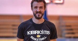 G.Kievinas (nuotr. komandos archyvo)